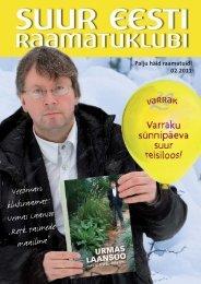 Urmas Laansoo - Suur Eesti Raamatuklubi