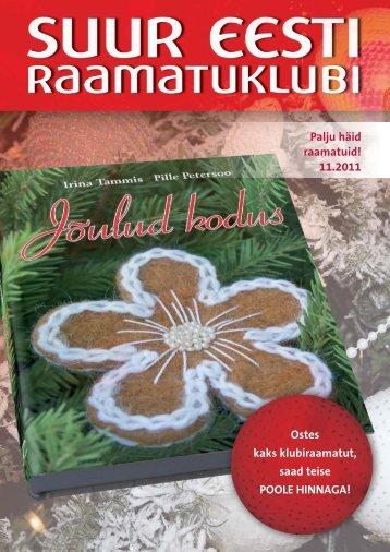 SOOVITAME - Suur Eesti Raamatuklubi