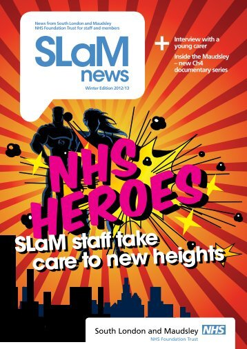 Download - South London and Maudsley NHS Trust