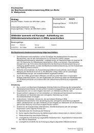 Antrag 0443/IV vom 14. August 2012 - SPD-Fraktion Berlin-Mitte