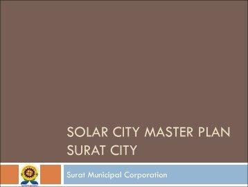 Energy Conservation Activities - Surat Municipal Corporation