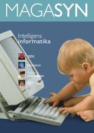 Intelligens informatika - Synergon