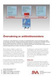 Informationsblad övervakning (pdf) - SVA