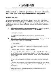 SYN_090608_kozgyules_eloterjesztes_jul24.pdf - Synergon