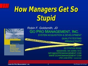 How Managers Get So Stupid - sqgne