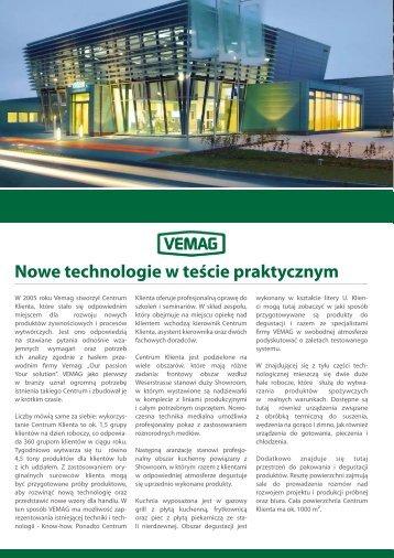W 2005 roku Vemag stworzył Centrum
