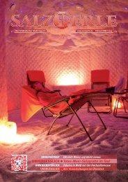SALZPERLE - Stadtmagazin Schönebeck (Elbe) - Ausgabe 02+03/2015