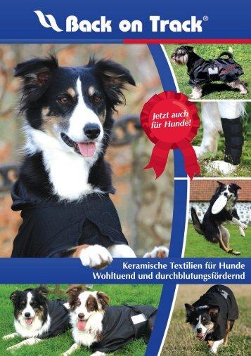 Keramische Textilien für Hunde Wohltuend und ... - Dogs-Castle