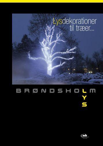 String Lite - Brøndsholm dekoration