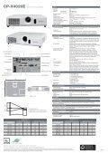 CP-X4020E - Medium - Seite 2