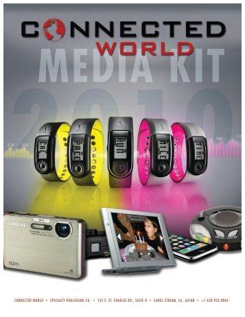 media kit - Connected World Magazine