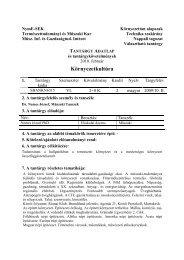 Kornyezetkultura_SBANKN6315 - NYME Természettudományi Kar