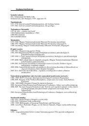 Letöltés (pdf) - NYME Természettudományi Kar