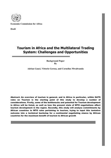 Multilateral trade system