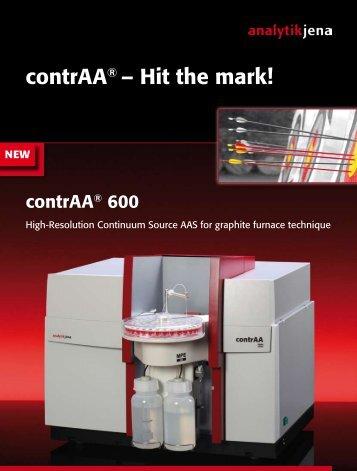 contrAA® 600 - Us-tech.co.za
