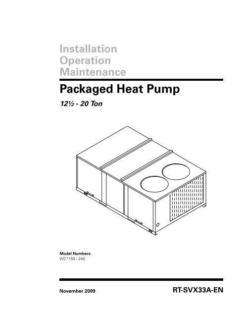 Packaged Heat PumpYumpu