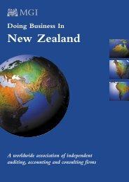 New Zealand - MGI