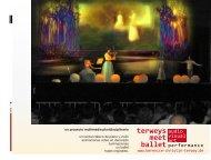 terweys ballet meet - Conciertos Daniel