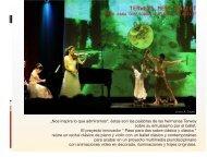 TERWEYS MEET BALLET - Conciertos Daniel