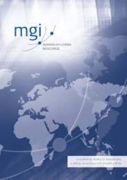 Doing Business in Austria - MGI