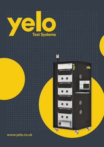 Yelo Product Catalogue 2015