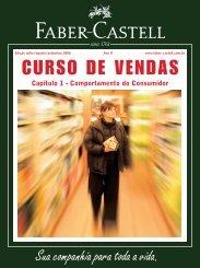 CURSO DE VENDAS - Faber-Castell