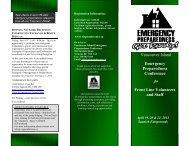 Conference Brochure - Vancouver Island Emergency Preparedness ...