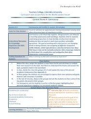 Lesson 4 - Columbia Global Centers - Columbia University