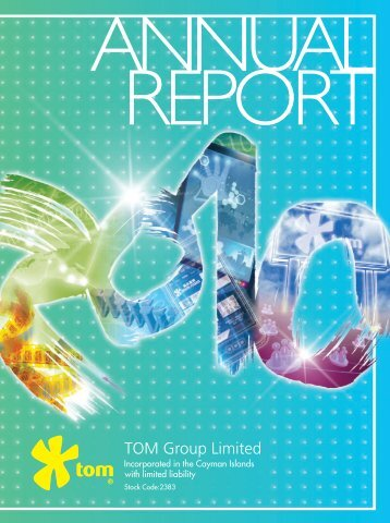 2010 Annual Report - TOM Group