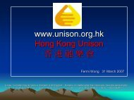 Fermi Wong, UNISON - Faculty of Law, The University of Hong Kong