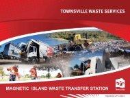 MAGNETIC ISLAND WASTE TRANSFER STATION