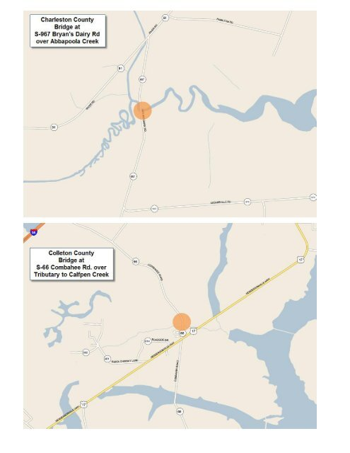 SCDOT Seeks Public Comment - Lowcountry Council of Governments