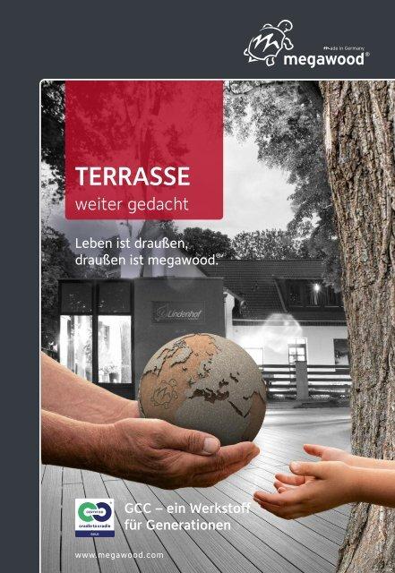 Das Terrassensystem von Megawood