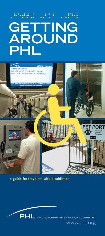GETTING AROUND PHL - Philadelphia International Airport