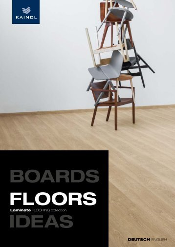 Kaindl Laminat flooring collection