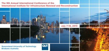 July 7-10, 2013 The 9th Annual International Conference of the ...