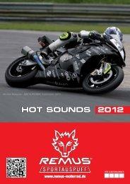 HOT SOUNDS 2012 - Phoenix Motorrad Tuning