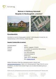 """Wohnen in Hainburg–Hainstadt Bauplatz im Neubaugebiet """"Löschem"""""""