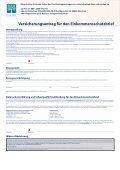 Antragsunterlagen - einkommensschutzbrief.org - Seite 3