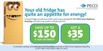 PECO Smart Residential Natural Gas Conversion