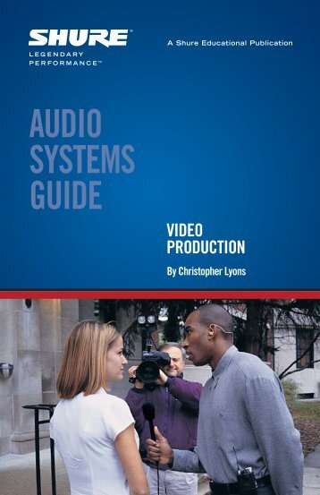 Video production - Florida Sound Engineering
