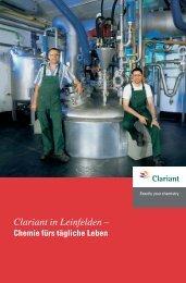 eit Clariant in Leinfelden –