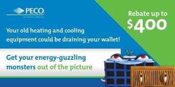 PECO Smart Business Natural Gas Efficiency Upgrade Rebates Form