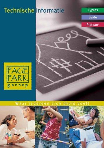 Download Technische informatie - Pagepark