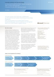 innocate solutions ist Services Ready - innocate solutions gmbh