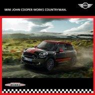 Mini John Cooper Works Countryman.