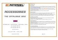 MOTOMOBIL GmbH - Georg-Wimmer-Ring 3 - 85604 Zorneding ...