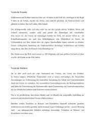 Aufgaben und Ziele - Heinrich-von-Kleist-Schule
