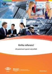 Kniha referencí - Cígler software, a.s.