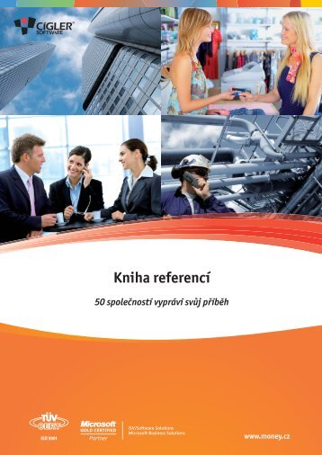 Kniha referencí - Cígler software, a.s.